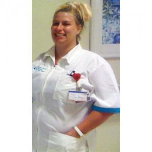 Deborah Alexis Burlet-Daoud RN - Graduate