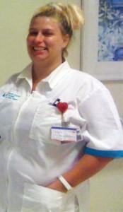 Deborah Alexis Burlet-Daoud RN Graduate